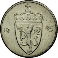 Monnaie, Norvège, Olav V, 50 Öre, 1985, SUP, Copper-nickel, KM:418 - Norvège