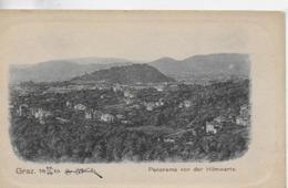 AK 0109  Graz Von Der Hiulmwarte Aus - Verlag Kölz Um 1903 - Graz