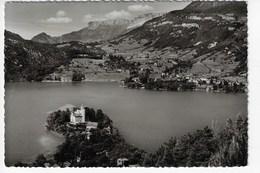 74 - Lac D'ANNECY - DUINGT - Le Château Et Le Col De Bluffy (N9) - Annecy
