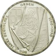 Monnaie, République Fédérale Allemande, 10 Mark, 1990, Hamburg, Germany, TTB - [ 7] 1949-…: BRD