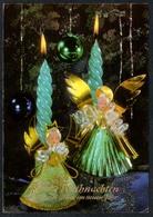 C0916 - Engel Angel - Glückwunschkarte Weihnachten - Orania - Non Classificati