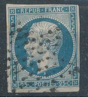 N°10 ETOILE  DE PARIS - 1852 Louis-Napoléon