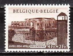 944*  Breendonk - Bonne Valeur - MH* - LOOK!!!! - Neufs