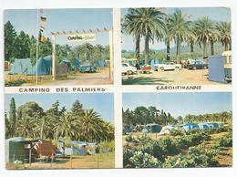 Carqueiranne (83 Var) Camping Des Palmiers - Multivues - Carqueiranne