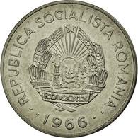 Monnaie, Roumanie, Leu, 1966, TB, Nickel Clad Steel, KM:95 - Roumanie