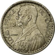 Monnaie, Monaco, Louis II, 10 Francs, 1946, Poissy, TB+, Copper-nickel - 1922-1949 Louis II