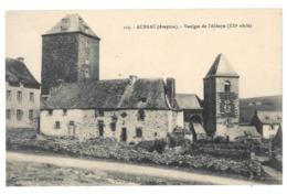 12 Aubrac, Vestiges De L'abbaye (7515) - France