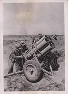 WERFER IM OSTEN   FOTO DE PRESSE WW2 WWII WORLD WAR 2 WELTKRIEG Aleman Deutchland - Guerra, Militari