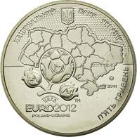 Monnaie, Ukraine, 5 Hryven, 2011, Kyiv, SPL, Copper-Nickel-Zinc, KM:649 - Ukraine