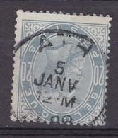 N° 39 ATH - 1883 Léopold II