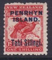 Penrhyn Island 1903 Sc 12 Mint Hinged - Penrhyn