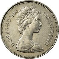 Monnaie, Grande-Bretagne, Elizabeth II, 5 New Pence, 1980, TB+, Copper-nickel - 1971-… : Monnaies Décimales