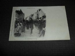 Furnes  Veurne  Procession De Furnes  N° 16 - Veurne