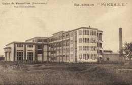 """Usine De Fenouillet (Hte Garonne) Vue Generale (Nord) Saucisson 'Mireille"""" RV - France"""
