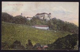 SLOVENIA - WURMBERG - PTUJ PETTAU - OLD POSTCARD 1911 (see Sales Conditions) - Slovenia