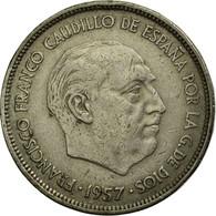 Monnaie, Espagne, Caudillo And Regent, 25 Pesetas, 1970, TB+, Copper-nickel - [ 5] 1949-… : Royaume