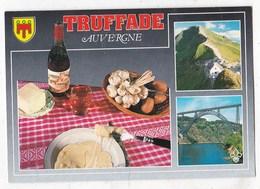 Cartes Postale Recette La Truffade - Ricette Di Cucina