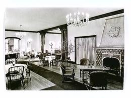 Egelsbach, Hotel Haus Bayers-Eich, Innenraum Mit Kamin, AK, Gelaufen 1962 - Deutschland
