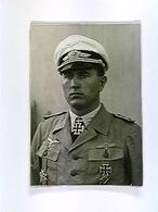 Major Gerhard Kollewe, Portrait, Ritterkreuzträger, 1941 - Militaria