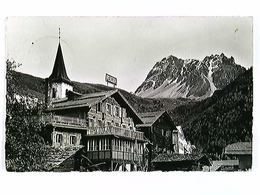 St. Luc, Le Tounot, Pension Favre, AK, Gelaufen 1949 - Schweiz