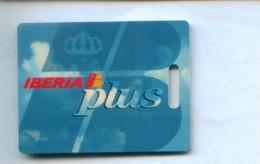 Spain Airlines Cards, Iberia  (1pcs) - Spain