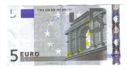 5 € SLOVACCHIA TRICHET CIRCULATED E E010F1  Cod.€.053 - EURO