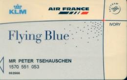 Spain Airlines Cards, Air France (1pcs) - Espagne
