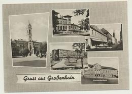 AK  Großenhain - Grossenhain