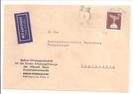 Berlin. Mi 147 EF - Briefe U. Dokumente