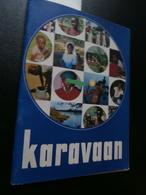 Karavaan : Godfried Bomans, Kongo, Marva, Stanley, Rik Blomme, Vanderhaeghe, - Livres, BD, Revues