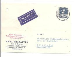 Berlin. Mi 145 EF - Briefe U. Dokumente
