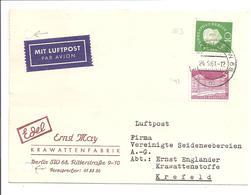 Berlin. Mi 141 + Mi 183 - Briefe U. Dokumente