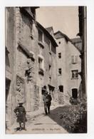 - CPA AUBUSSON (23) - Rue Vieille - Photo Neurdein N° 13 - - Aubusson