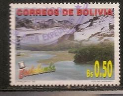 BOLIVIE OBLITERE - Bolivia