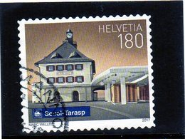 2017 Svizzera - La Stazione Di Tarasp - Svizzera
