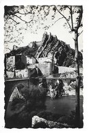 SISTERON  (cpsm 04)  Le Rocher De La Citadelle     -  F 1 - Sisteron