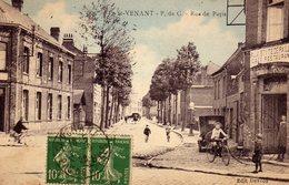 DPT 62 St-Venant Rue De Paris - France