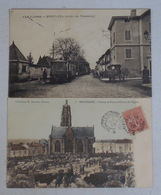 Tres Joli Lot De 20 Cpa Diverses,villages , France , Tres Belles Animations A Voir (3) - Cartes Postales