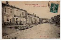 54  :  Parroy : Grand'Rue - Autres Communes