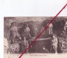 CP 62 -   HENIN-LIETARD -   Dans La Mine - Henin-Beaumont