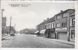 Statiestraat Nu Hospitaalstraat - Leopoldsburg