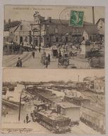Tres Joli Lot De 20 Cpa Diverses,villages , France , Tres Belles Animations A Voir (4) - Cartes Postales