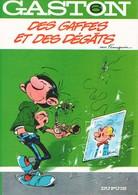 GASTON LAGAFFE - 6 - Des Gaffes Et Des Dégâts - DUPUIS - Gaston