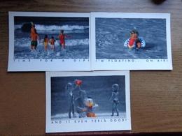 7 Kaarten - Belgische Kust (Photo Benser-Zefa) --> Onbeschreven - Cartes Postales