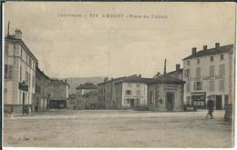 Puy De Dome : Ambert, Place Du Foirail - Ambert