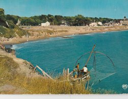 SAINTE MARGUERITE DE PORNICHET (44). Pêcheries à La Pointe De Congrigou. Pêcheurs - Pêche