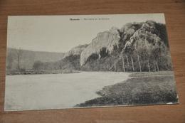 6825-  HAMOIR, ROCHERS DE LA GROTTE - Hamoir