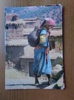 Maroc / Jeune Porteuse D'eau De La Région De Taroudant --> Written - Autres