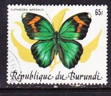 BURUNDI, USED STAMP, OBLITERÉ, SELLO USADO - Burundi