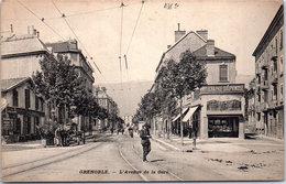 38 GRENOBLE - L'avenue De La Gare - Grenoble